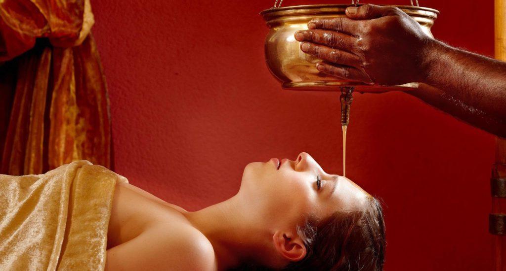 Индийский эротический массаж