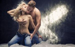 Erotic session