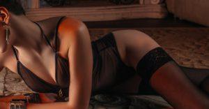 Виды эротического массажа